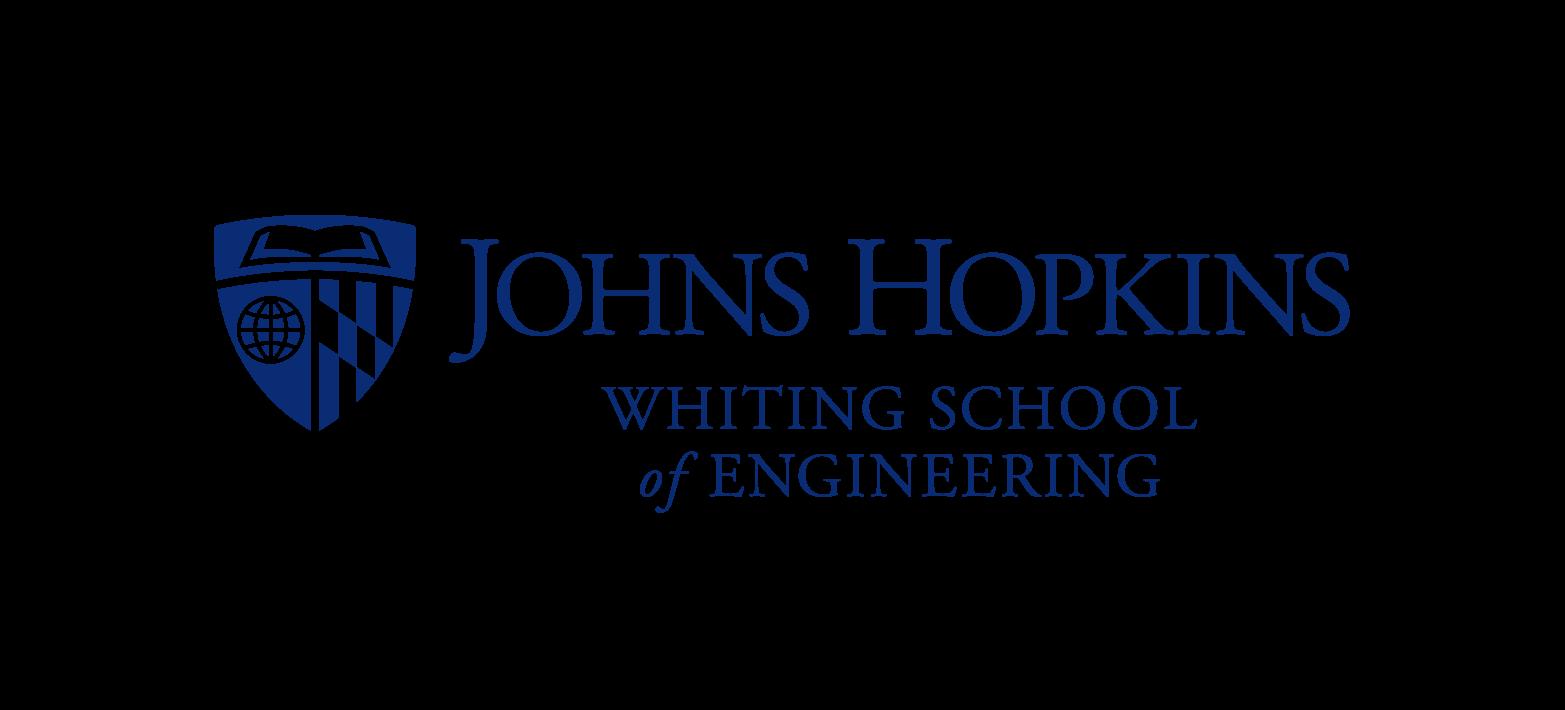 Engineering Innovation Johns Hopkins University Johns Hopkins University University Logo University