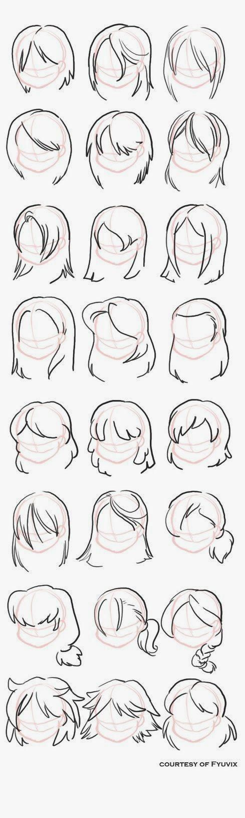 Photo of How to draw hairstyles #dibujo #Draw #Hairstyles #haare #haarepflege