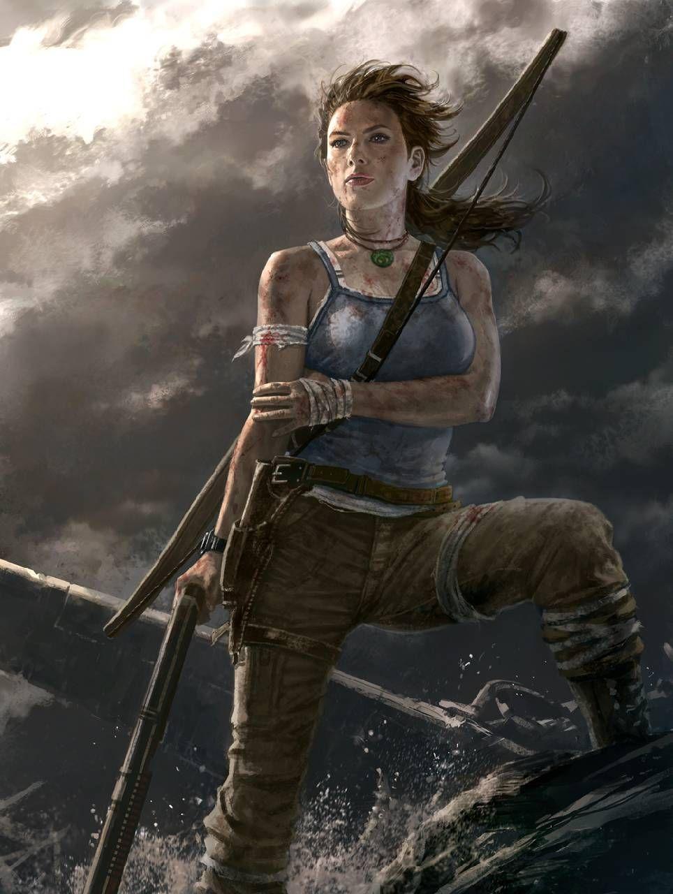 Download Lara Croft Wallpaper By Dinozmaj13 2a Free On