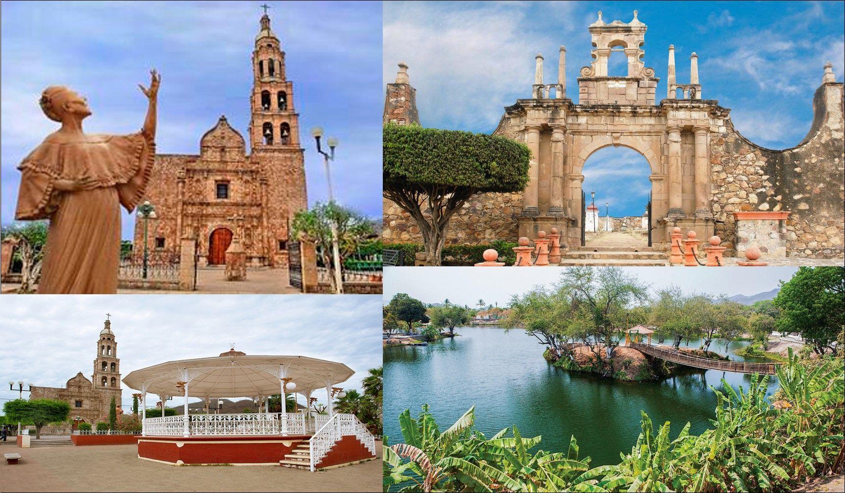 El Rosario, Sinaloa #AtalantaMx #BellamenteMexicana #pueblosmágicos |  Rosarios, Pueblo