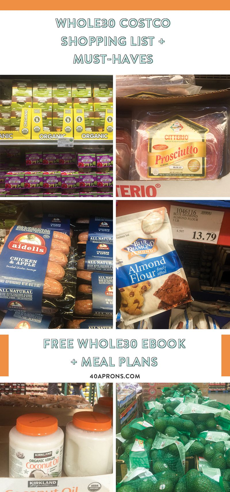 a944e55dcfb Whole30 Costco Shopping List / Must-Haves | Whole30 | Whole 30 ...