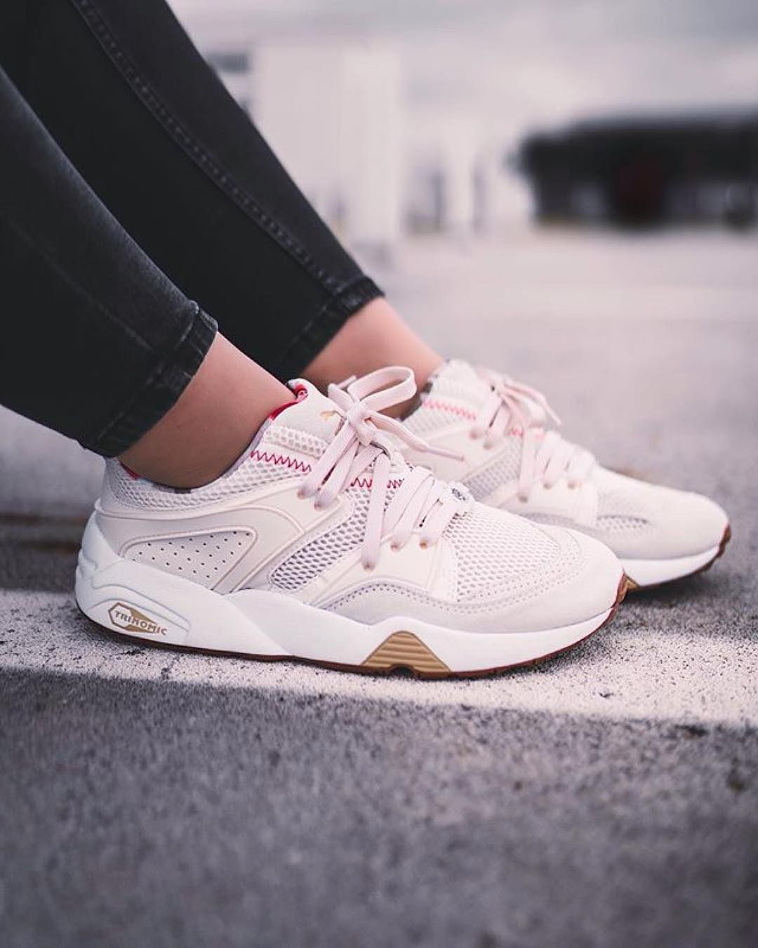 big sale cc401 26103 Sneakers femme - Puma Blaze Of Glory x Careaux (©objctve)
