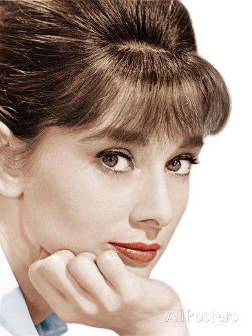 Audrey Hepburn, ca. 1964 Posters at AllPosters.com