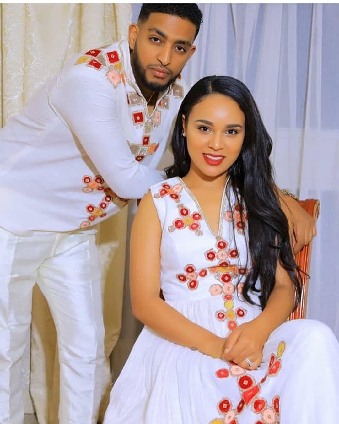 Official Rakeyori Love Tomi Selam Tesfaye Gets Married Wedding