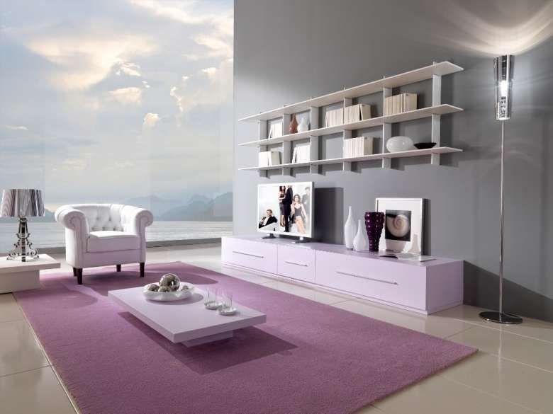 Tappeto Da Salotto Rosa : Regole per arredare il salotto salotto living room