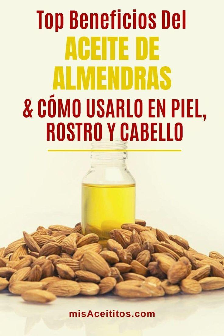 14 Ideas De Aceite De Almendras Aceite De Almendras Aceite Aceite De Almendras Para El Cabello