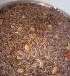 Recette Du Riz Djon Djon Un Plat Traditionnel De La Cuisine