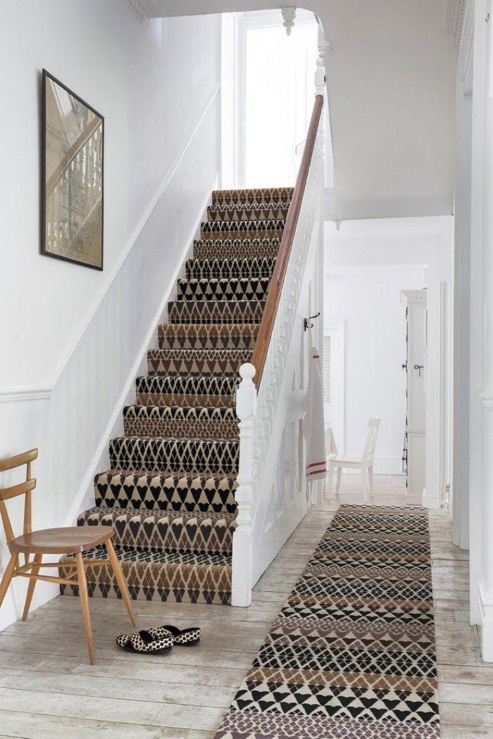 teppich trends 2017 20 teppich ideen f r sch neres wohnen wohnideen pinterest treppe. Black Bedroom Furniture Sets. Home Design Ideas