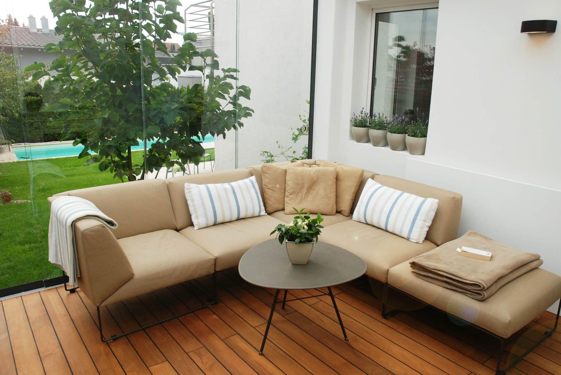 Einrichtung Wintergarten sommergarten mit moderner einrichtung aktuelle