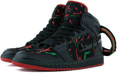 timeless design e41d8 7c796 Air Jordan 1 Hi Strap