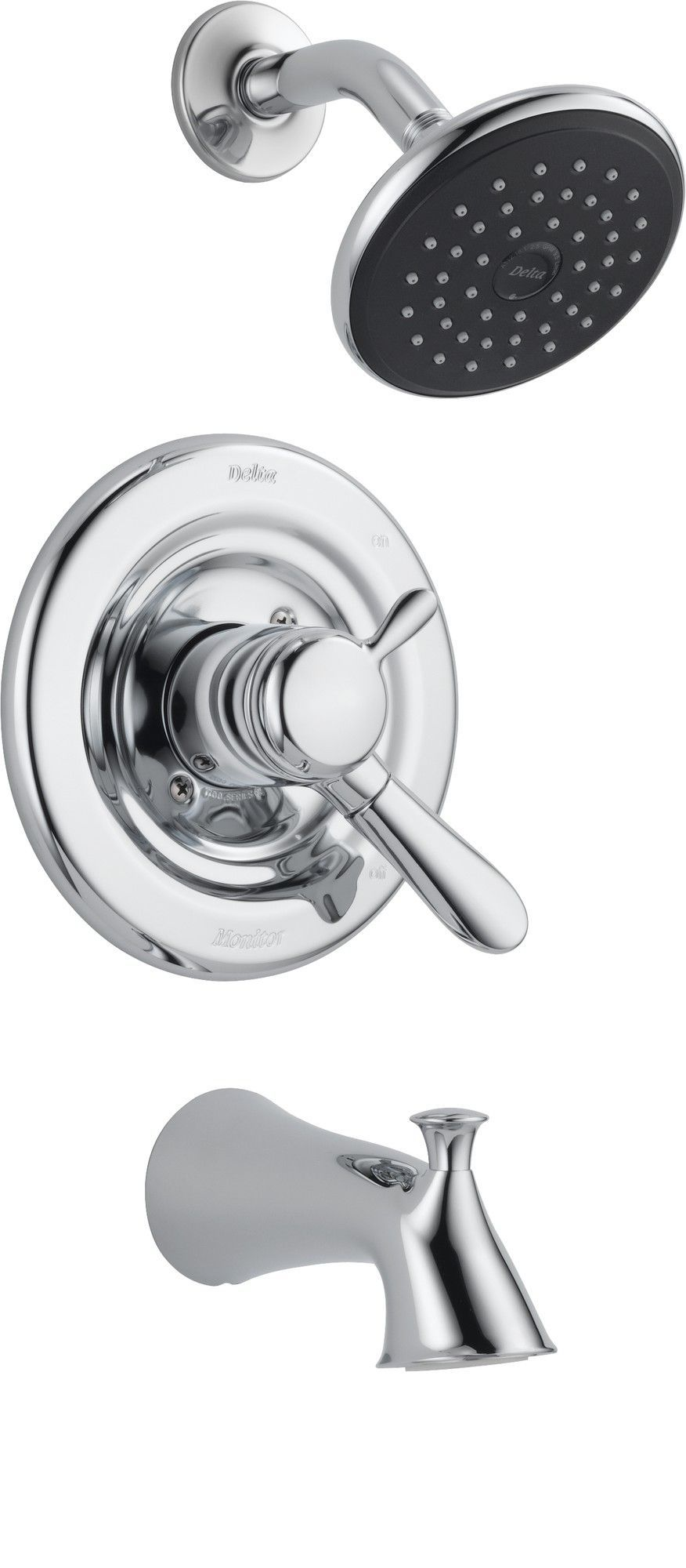 Lahara Tub and Shower Faucet Trim with Lever Handles | Products ...