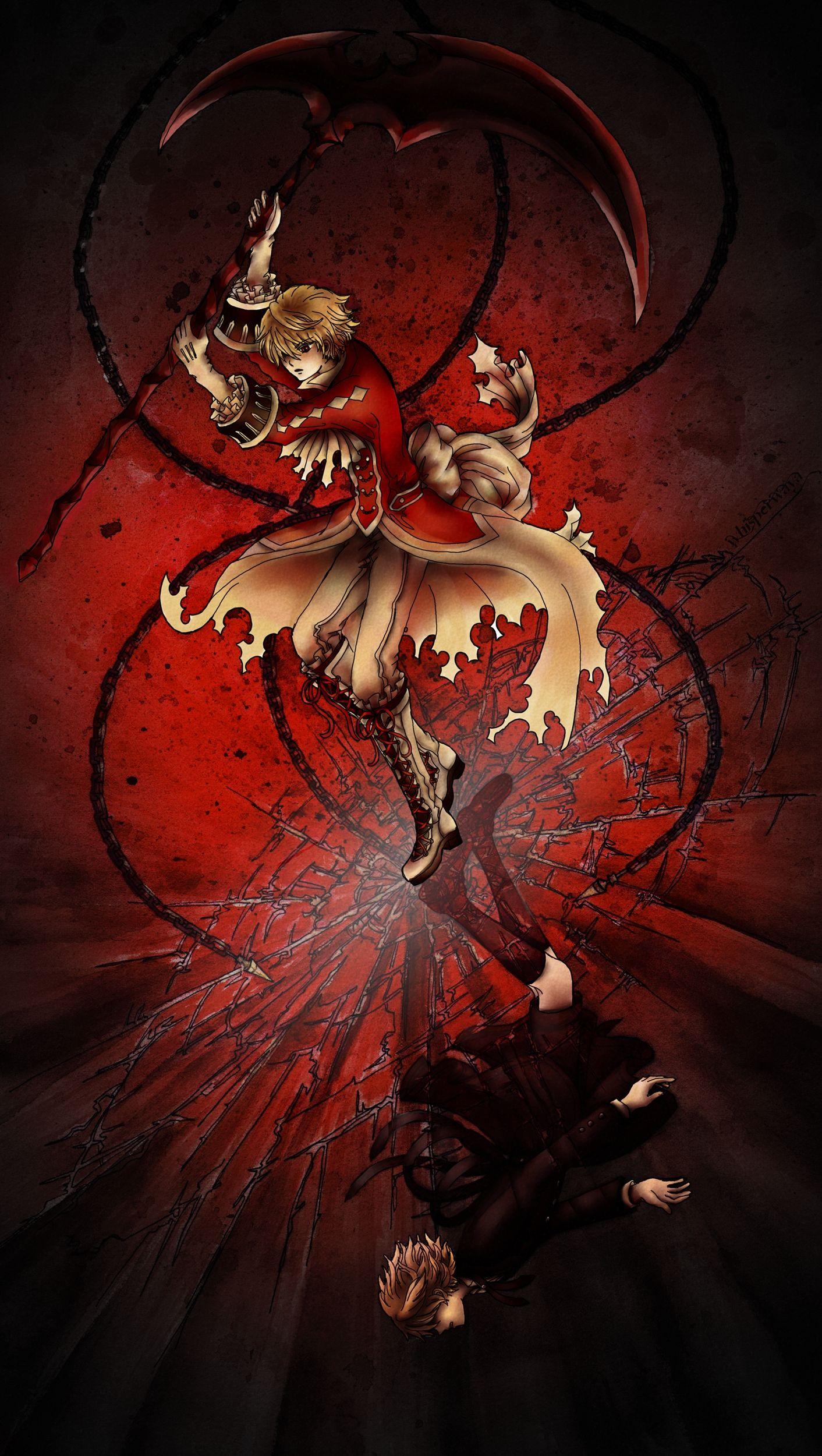 Oz Vessalius | Pandora Hearts