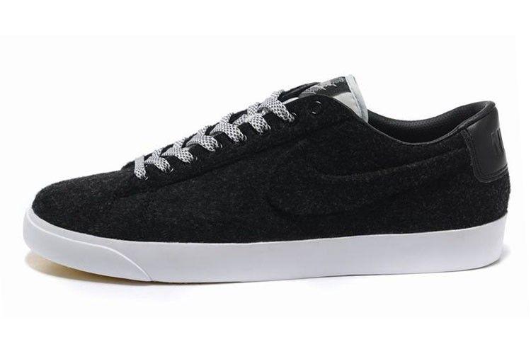 Nike SB Blazer V4 Sort Hvid Herre