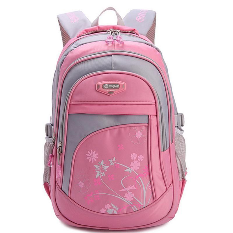 Girls Boys Outdoor Bag Teenagers Floral Printing Cute Trendy Children  School Backpack Book Bag Student Satchel. Yesterday s price  US  19.99  (17.42 EUR). 38cadb655458d