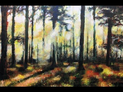 Realism Style Acrylic Painting Tutorial Youtube