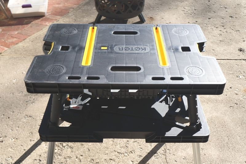Win One Of Two Keter Tables Workbench
