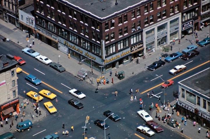 Harlem in the 1970s -Jack Garofalo LESEAN THOMAS²
