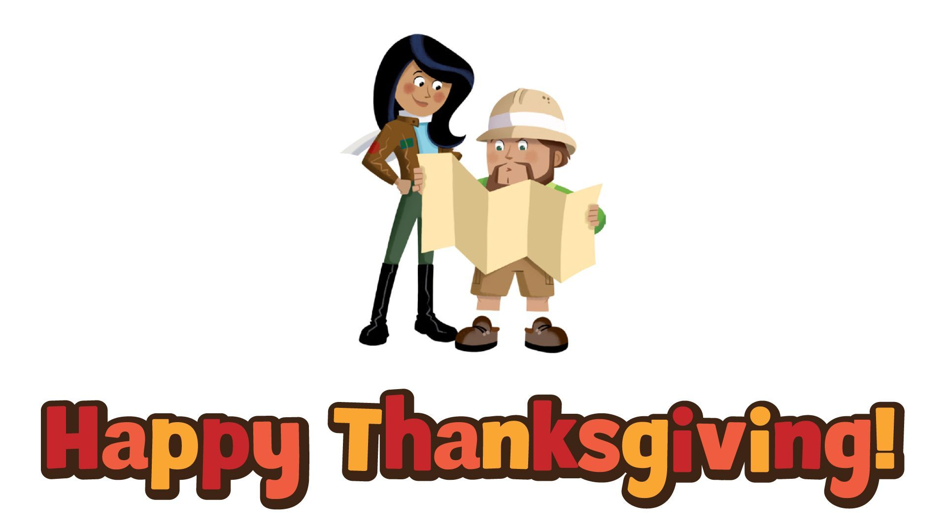 Thanksgiving Scavenger Hunt Activity Printable