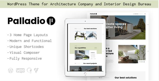 Palladio v1 1 - Interior Design & Architecture WordPress Theme