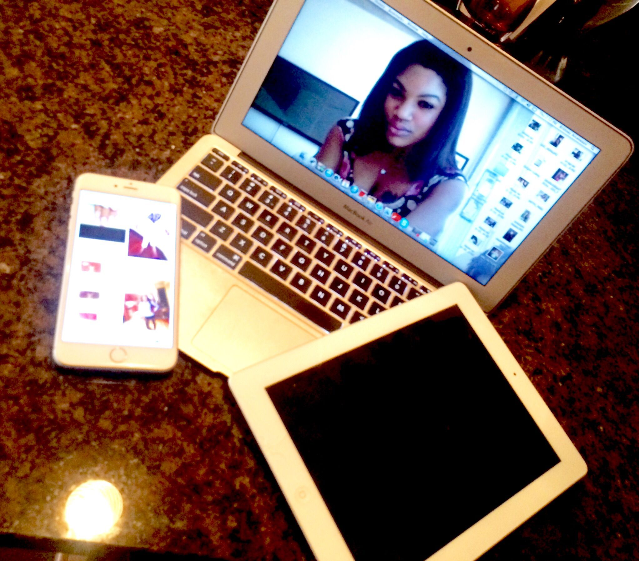 Connect your iphone ipad ipod touch and macbook using