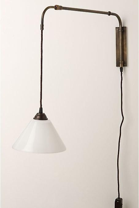 Lighting robson sconce at anthropologie