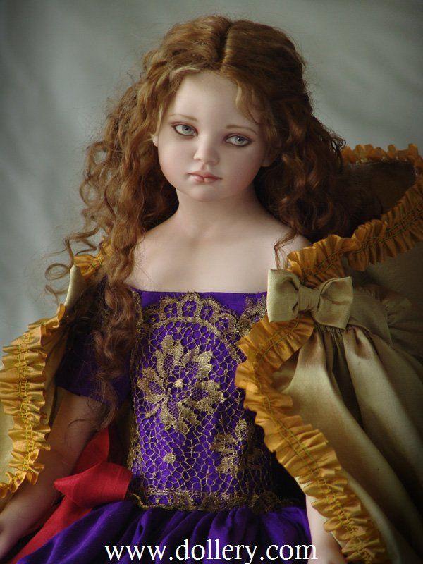 Minnow Tom Francirek Collectible Dolls