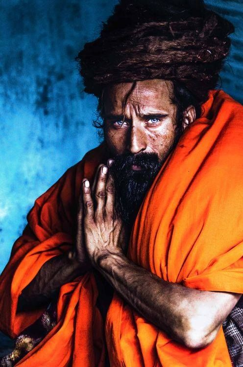 Arresting Sadhus Portrait Photography Religious Photography: Photo, People Of The World, World Of Color