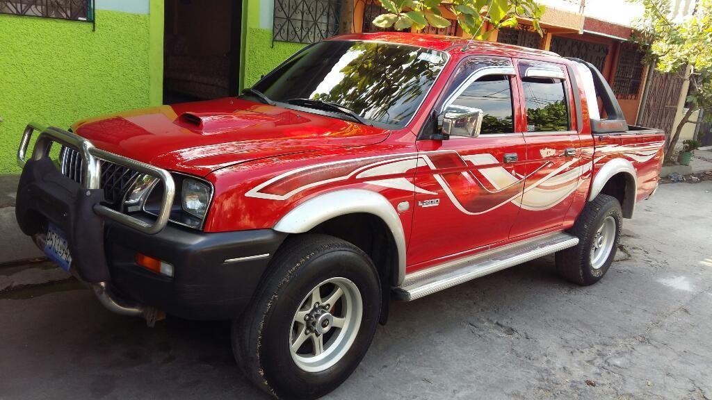 Venta De Carros En El Salvador >> Vendo Mitsubishi L200 Ano 2003 Carros En Venta San Salvador El
