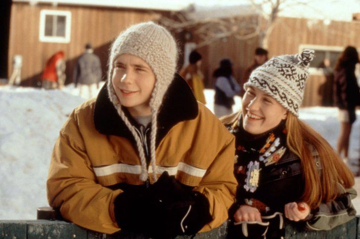 Pin for Later: This Is What 20 of the Biggest Movie Crushes From Your Childhood Look Like Now Mark Webber as Hal Brandston in Snow Day Admit it: you wanted to snuggle up to Mark Webber immediately after seeing this movie.