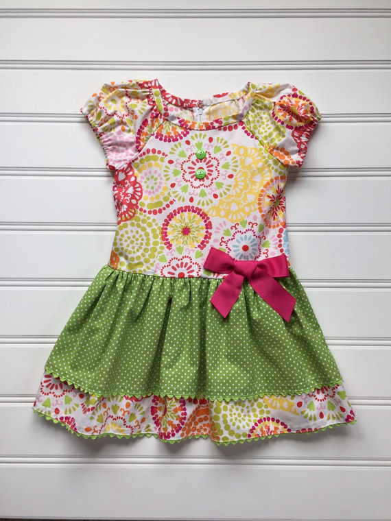 d108e43458a Girl Summer Dress