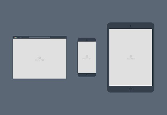 Download Containers Psd Browser Devices Mockups Freebiesbug Mockup Psd Graphic Design Mockup Mockup Template
