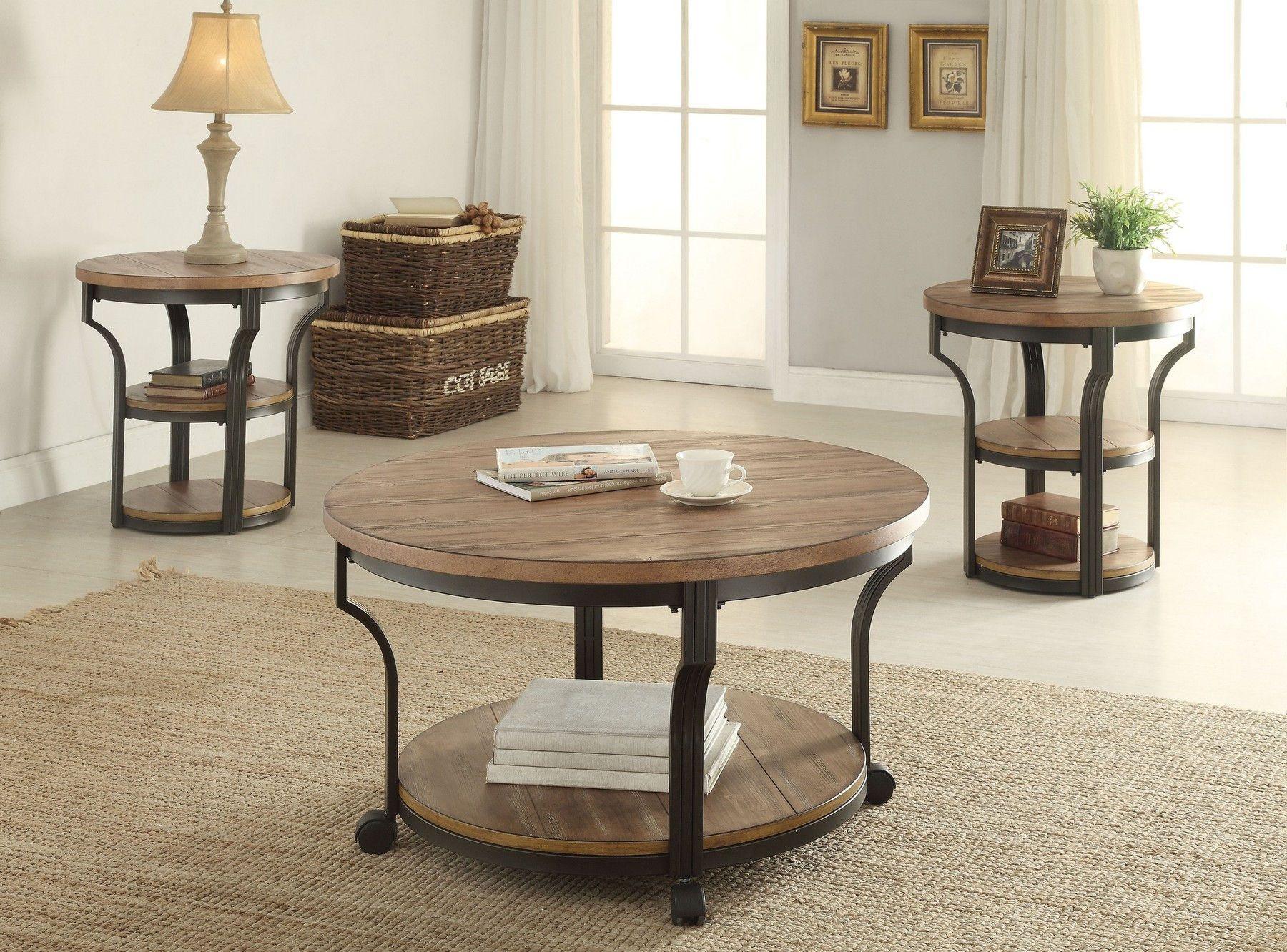 Geoff Coffee Table 80460 Acme Corporation Coffee Tables In 2020 Coffee Table Coffee Table Wood Coffee Table Setting [ 1332 x 1800 Pixel ]