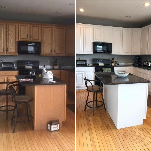 how to paint your kitchen cabinets like a pro kitchen on kitchens that ll make you want to redo yours id=22902