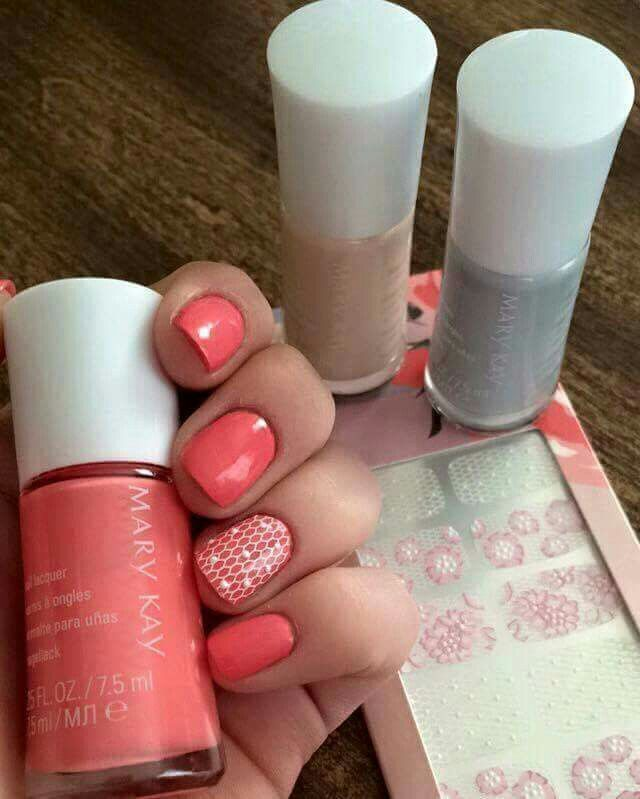Pin By Christy Robinson On Mary Kay Mary Kay Cosmetics Mary Kay Party French Manicure Gel Nails