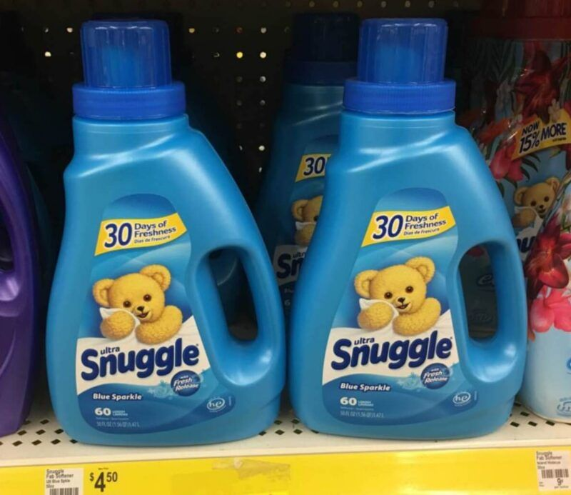 New 5/25 Dollar General Coupon 0.49 for Snuggle
