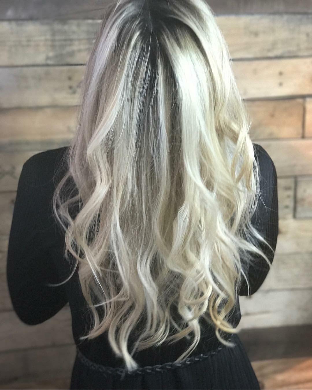 Full Highlight By Coley Long Hair Styles Hair Beauty