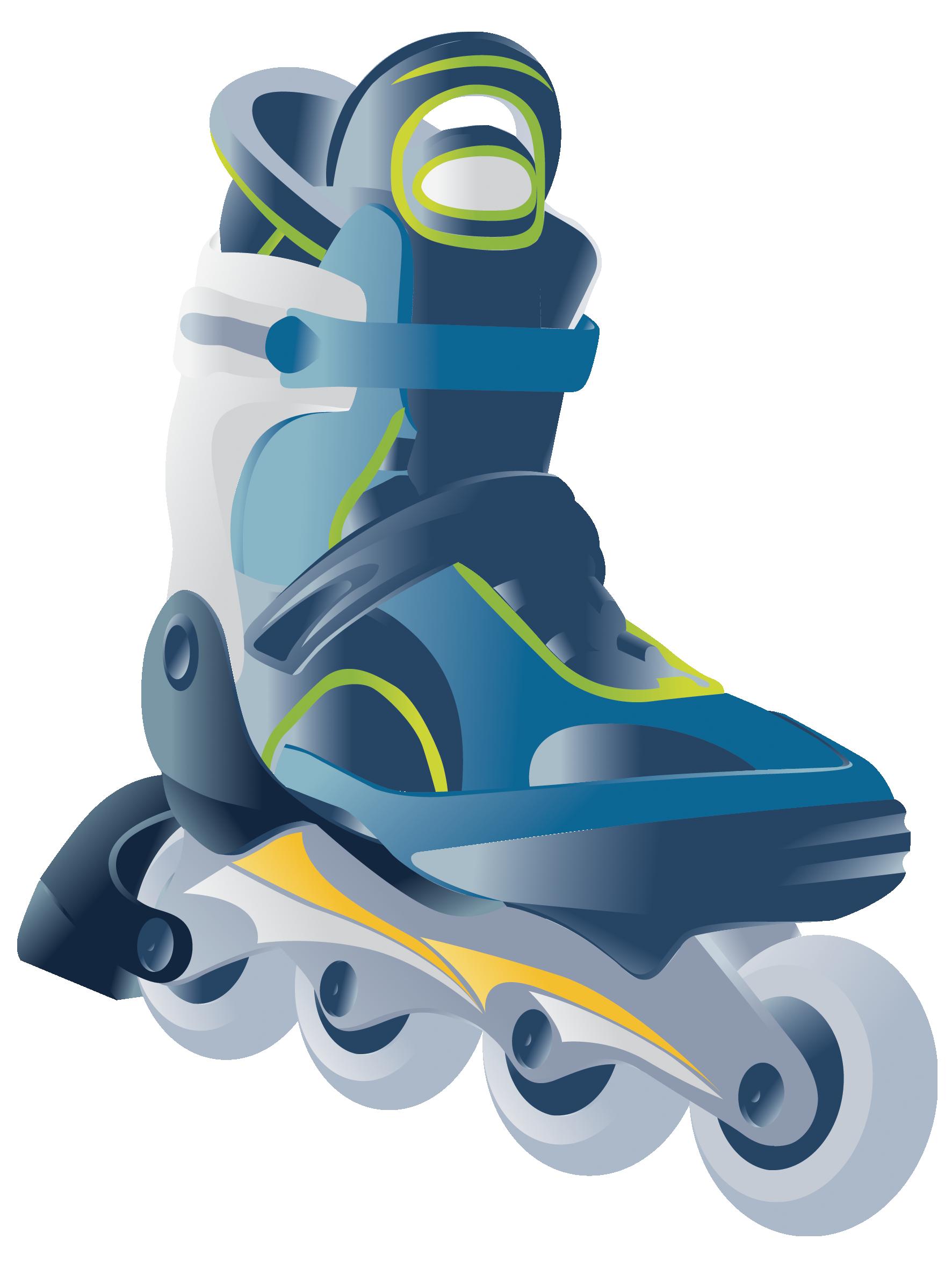 roller skating skate shoes skates clip art inline skating pictures [ 1772 x 2362 Pixel ]