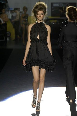 Dsquared2 Spring 2008 Ready-to-Wear Collection Photos - Vogue
