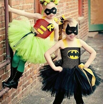 Cute At Home Halloween Outfits For Little Girls Halloween