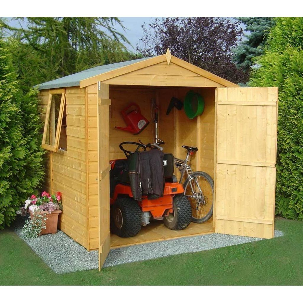 Caring Tips For Your Garden Shed