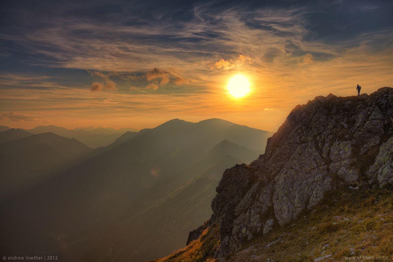 Αποτέλεσμα εικόνας για mountain top sun