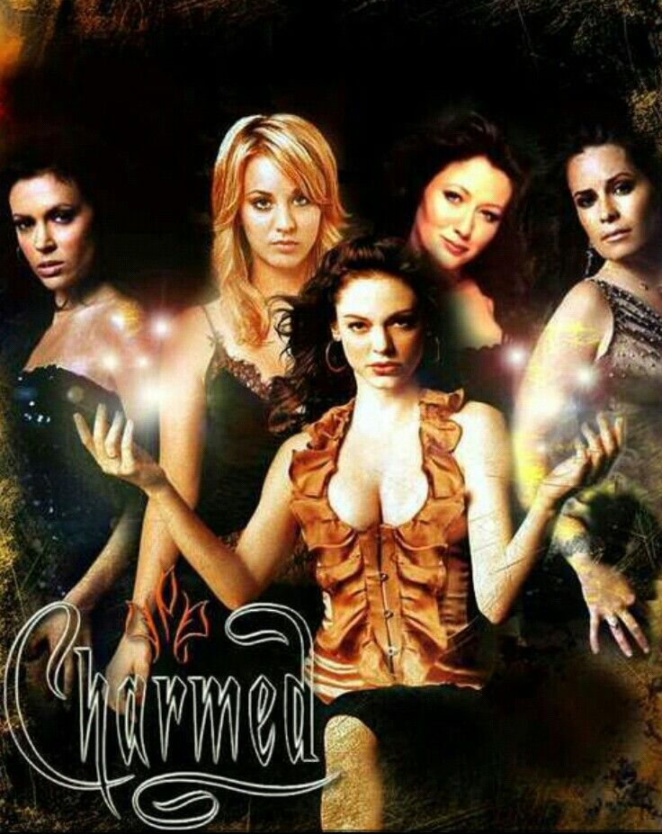 Charmed - I love this show!  I hate how much I love this show :)