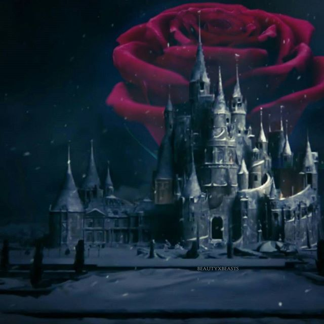 The Beast S Castle Beauty And The Beast Movie Beast S Castle
