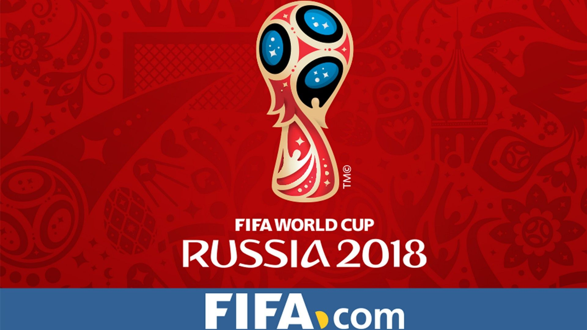 Wallpaper Hd Fifa World Cup World Cup Logo Russia World Cup