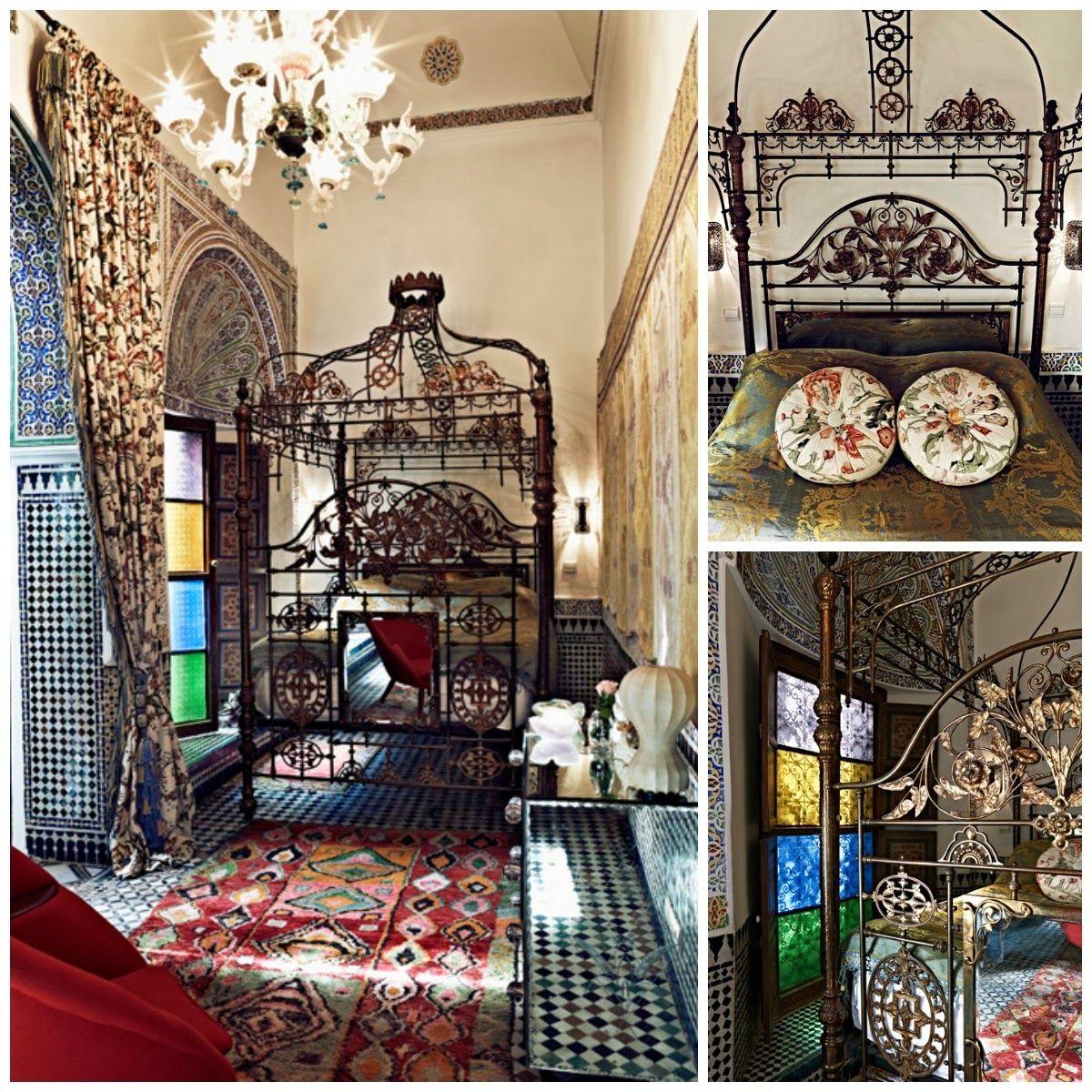 El tiempo entre costuras marruecos la musa decoraci n dormitorio bedroom home d cor Decoracion marruecos
