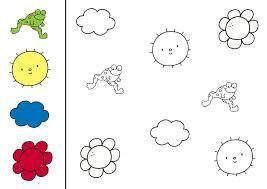 afbeeldingsresultaat voor thema kleuren peuters kleuren
