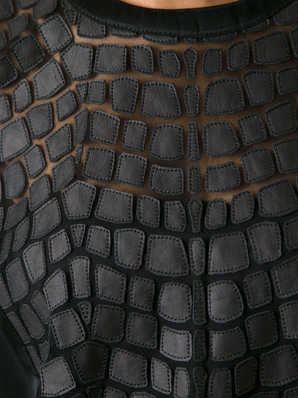 Комбинирование тканей в одежде, идеи и правила