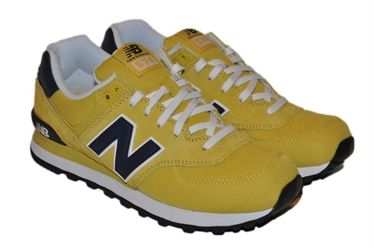 new balance gialle 24