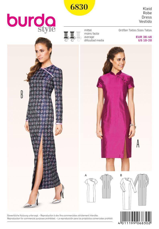 Simplicity Creative Group - Burda Style Dresses | Pattern shopping ...