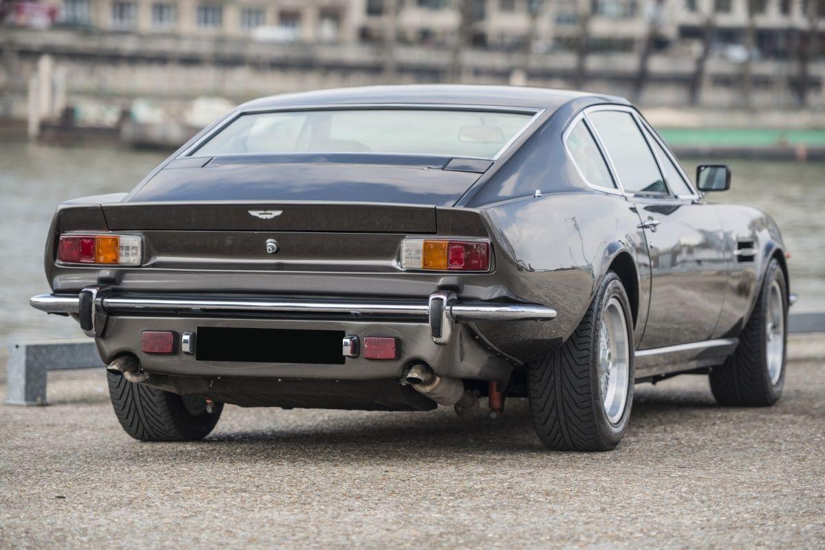 1984 Aston Martin V8 - AMV8 Oscar India serie IV Maintenance ...